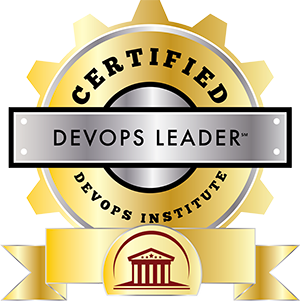 Certified DevOps Leader Badge