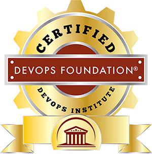 Certified DevOps Foundation Badge