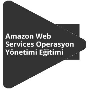 AWS Operasyon Yönetimi Eğitimi