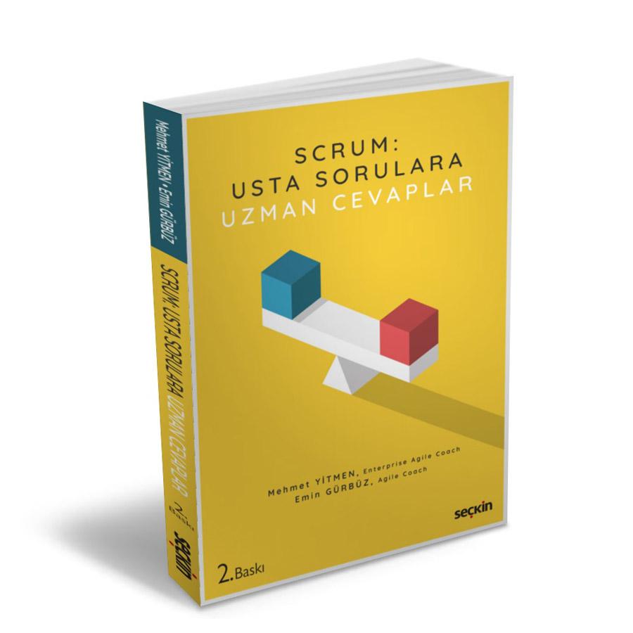 Scrum: Usta Sorulara Uzman Cevaplar - ACM Yayınları